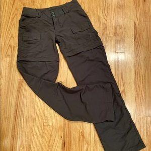 The North Face Convertible Pants Shorts 2 Hiking